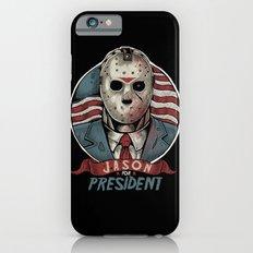 Jason For President iPhone 6s Slim Case
