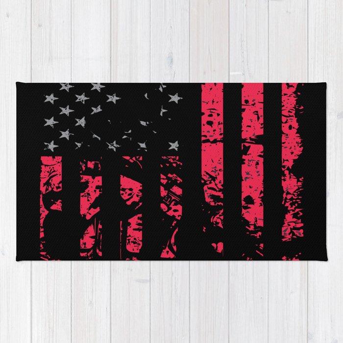 Sorry If My Patriotism Offends You - Patriots Patriotism Patriotic Veteran Rug