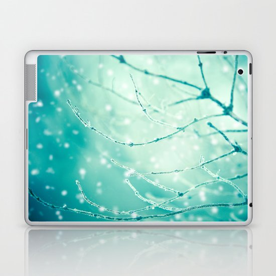 Sparkle and Glow Laptop & iPad Skin