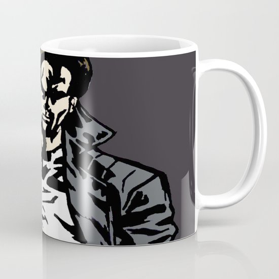 Brooding Mug