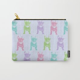 Pop Frenchies Carry-All Pouch