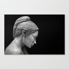 RK Sculpture Canvas Print
