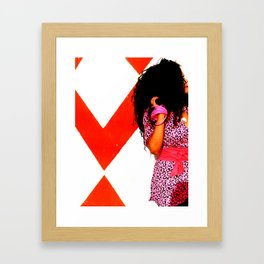 Africa Color Framed Art Print