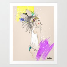 Voa Art Print
