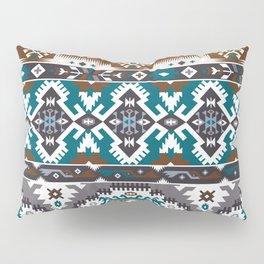 Modern Native American Pattern 5 Pillow Sham