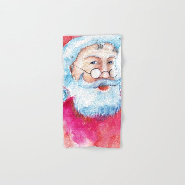 Santa Claus #2 Hand & Bath Towel