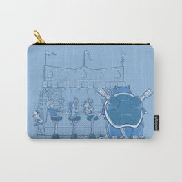 I Choose Blue Carry-All Pouch
