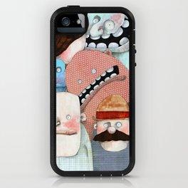 Work Photo iPhone Case