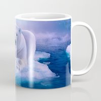 mandie manzano Mugs featuring Power Is No Blessing In Itself (Be COOL - Protect the Planet)  by soaring anchor designs