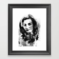 BB (Bleak Beauty) Framed Art Print