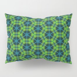 Neon Flux 02 Pillow Sham