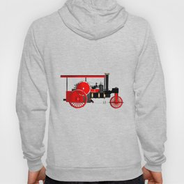 Vintage Steam Roller Hoody