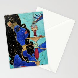 The Hookah Jinn Stationery Cards