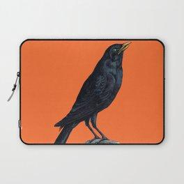 Vintage Raven Laptop Sleeve