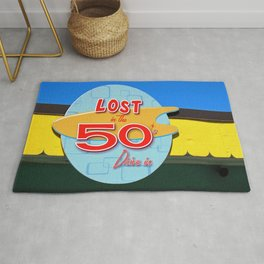 Lost in Time Rug