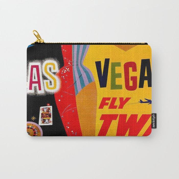 Lady Las Vegas Carry-All Pouch