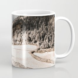 Tranquil landscape Coffee Mug