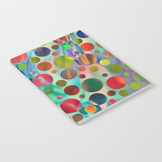 Joyful Dots Notebook