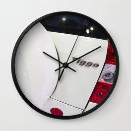 Chery Tiggo Back Wall Clock