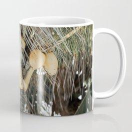 Yellow coconuts Coffee Mug