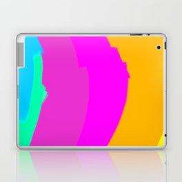 Neon Rainbow Laptop & iPad Skin