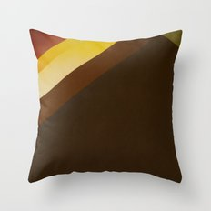 Jazz Festival 2012 (Number 4 in a series of 4) Throw Pillow
