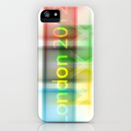 London - Go for Gold iPhone Case