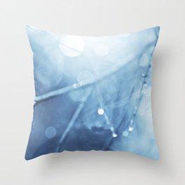 FairyMist Throw Pillow