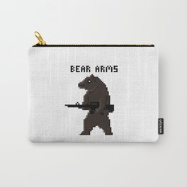 Bear Arms Carry-All Pouch