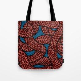 Coils Tote Bag