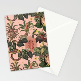 Pink Jungla Stationery Cards