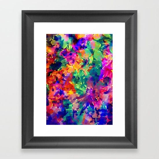 The Tropics Framed Art Print