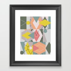 Graphic 145 Framed Art Print