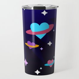 Heart Planet Travel Mug