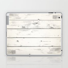 Light Natural Wood Texture Laptop & iPad Skin