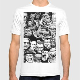 So Many Monsters T-shirt