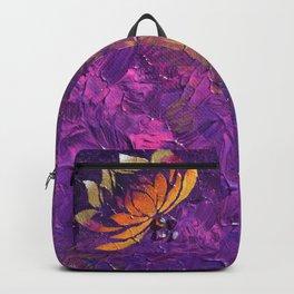 Lotus Fluff Backpack