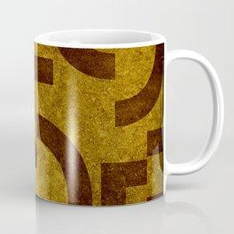 Blonde Beer Typography Coffee Mug