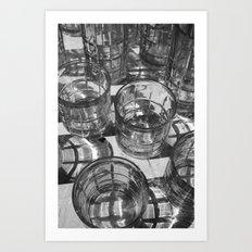 drink away reality Art Print