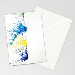 My Schizophrenia (5) Stationery Cards