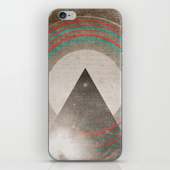 Stereo Induction iPhone Skin
