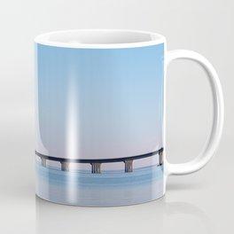 The Neuse River Bridge Coffee Mug