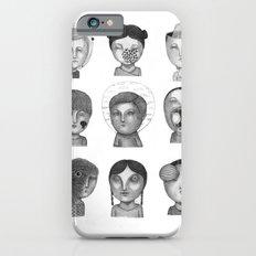 Crazy Heads iPhone 6s Slim Case