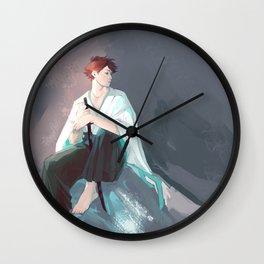 Noragami AU Oikawa Wall Clock