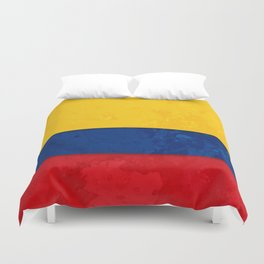 Colombia Duvet Cover