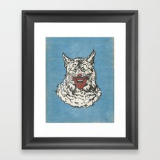 RONALD CATDONALD Framed Art Print