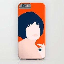 Pauline Julien iPhone Case