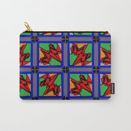 Abstract Arthur Carry-All Pouch