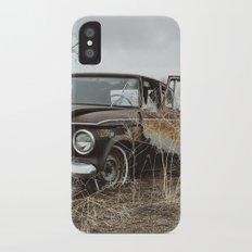 Vintage Studebaker Slim Case iPhone X