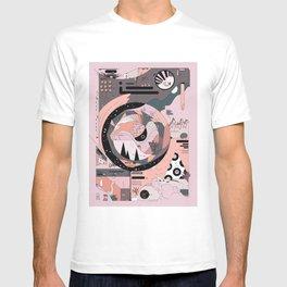 Dinosaur in the Kitchen T-shirt
